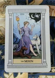 XVIII: The Moon